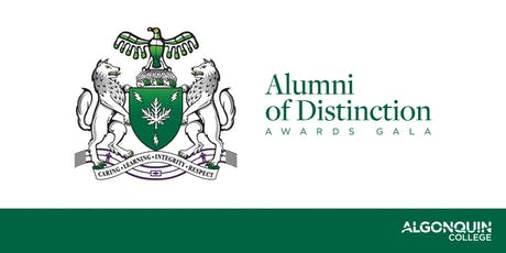 Algonquin College Alumni of Distinction Awards Gala 2019 tickets