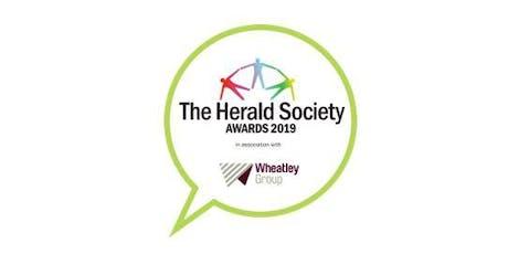The Herald Society Awards tickets