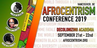 Afrocentrism Conference 2019