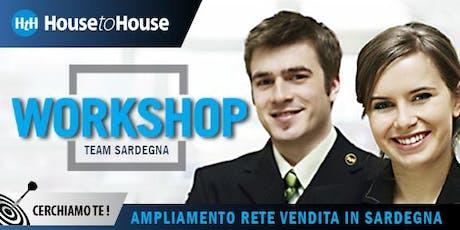 Workshop Aziendale HtH SpA - Sassari 24 Agosto biglietti