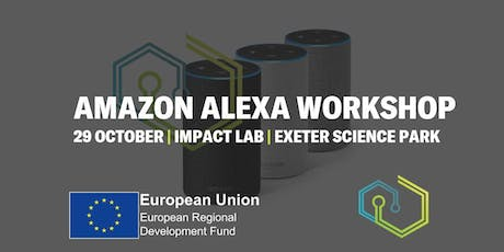 Amazon Alexa Workshop: Building Voice Apps For Your Business tickets