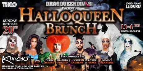 DragQueenDivas HalloQueen Drag Brunch tickets