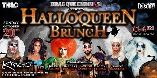 DragQueenDivas HalloQueen Drag Brunch