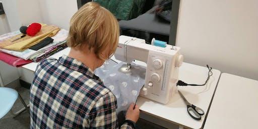 FREE Sewing Machine Basics