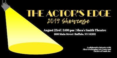 The Actor's Edge 2019 Showcase