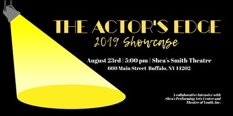 The Actor's Edge 2019 Showcase tickets