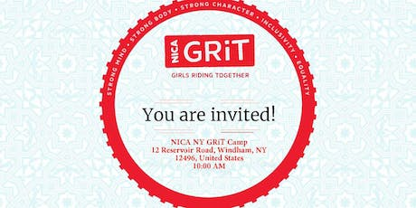 GRiT Camp Weekend tickets