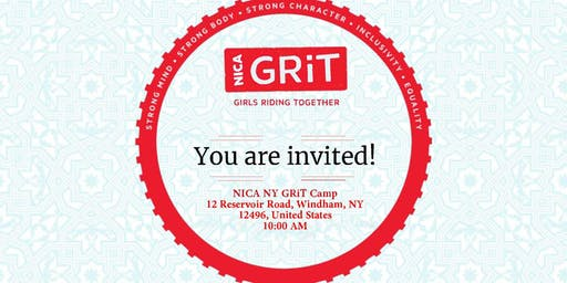 GRiT Camp Weekend