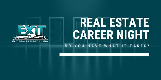 Real Estate Career Night - Oakleaf