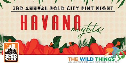 Havana Nights - Bold City Pint Night