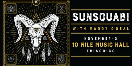 SunSquabi tickets