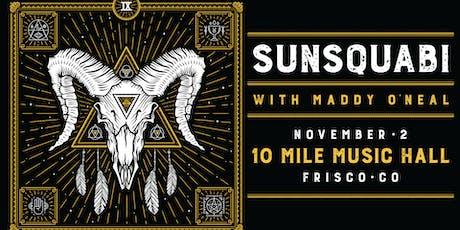 SunSquabi tickets