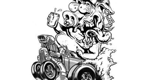 Hot Rods and Hogs!