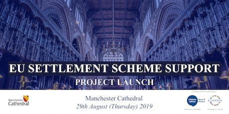 EU Settlement Scheme Support Project Launch tickets