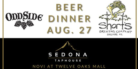 Odd Side Ales and Shorts Beer Dinner tickets