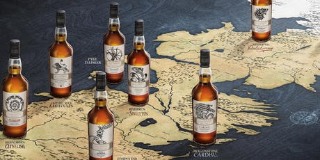 Game of Thrones Whiskey Tasting tickets