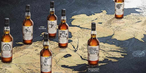 Game of Thrones Whiskey Tasting