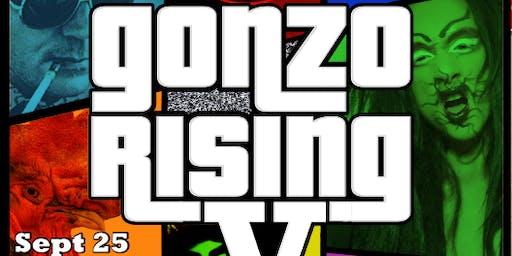 Gonzo Rising V All-Weirdo Comedy Variety Hour