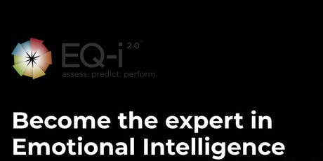 EQ-i 2.0 Certification - The world's only scientific tool measuring EI tickets