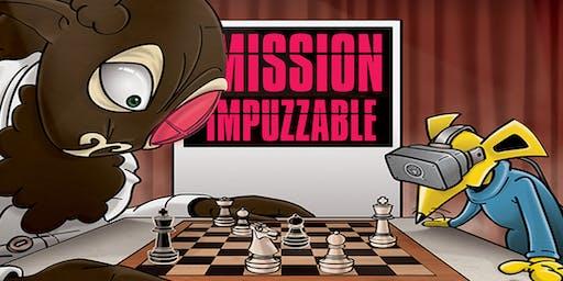 cQ: MISSION IMPUZZABLE