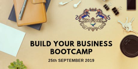 Build Your Business Bootcamp tickets