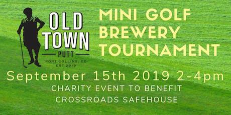 Mini Golf Brewery Tournament tickets