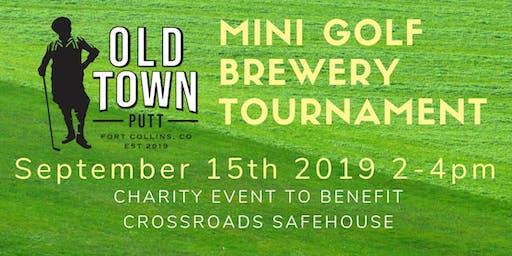 Mini Golf Brewery Tournament