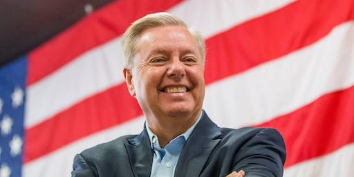 Lunch with Sen. Lindsey Graham