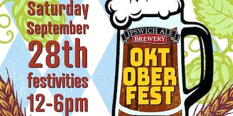 Ipswich Oktoberfest  tickets
