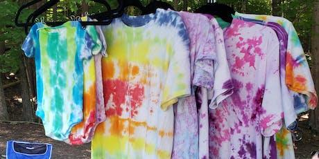 Tie Dye with Art Flow tickets