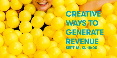 Creative ways to generate revenue tickets