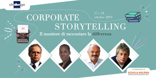 Corporate Storytelling - Challenge Network & Scuola Holden