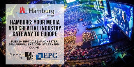 Hamburg: Your media and creative industry gateway to Europe tickets