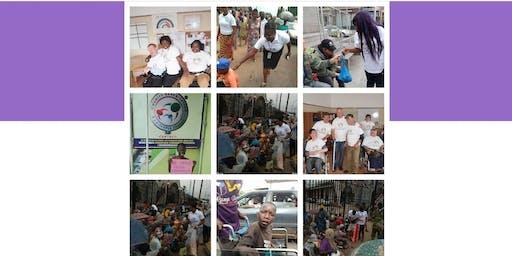11th  YEAR ANNIVESARY of Aid People Change Naija Charity Organization