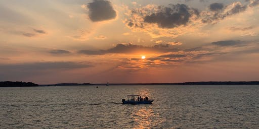 Sea Island Regional Science Fair Sunset Cruise