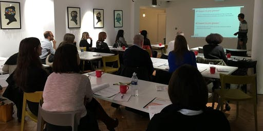 London: Candidate Experience Workshop AM