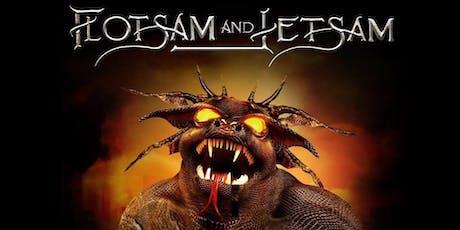 Flotsam and Jetsam  // PAIN STREET // Intoxicated Rage tickets