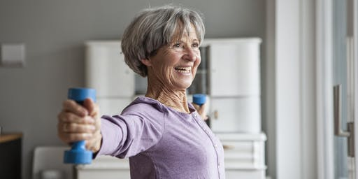 Exercises for Older Adults with Osteoporsis