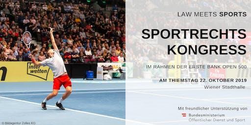 LAW MEETS SPORTS @ Erste Bank Open