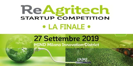 ReAgritech Startup Competition 2019 tickets