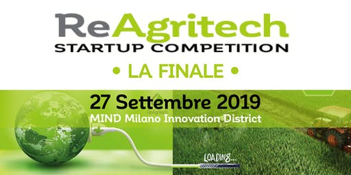 ReAgritech Startup Competition 2019