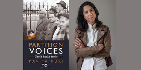Partition Voices: Untold British Stories tickets