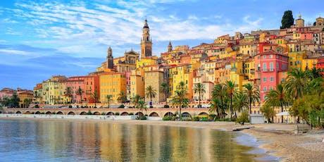 Cote d'Azur to Costa Azzurra Chefs Daniel Boulud & Michael Schwartz tickets
