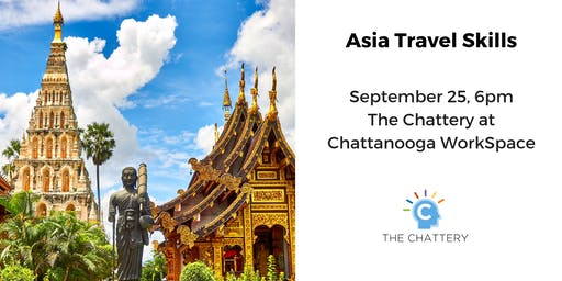 Asia Travel Skills
