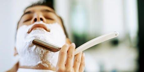Hot-Towel Traditional Shaving tickets