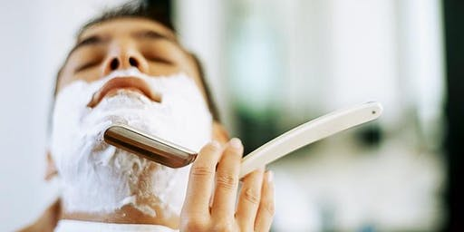 Hot-Towel Traditional Shaving