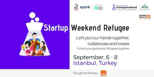 Techstars Startup Weekend Istanbul 09/19