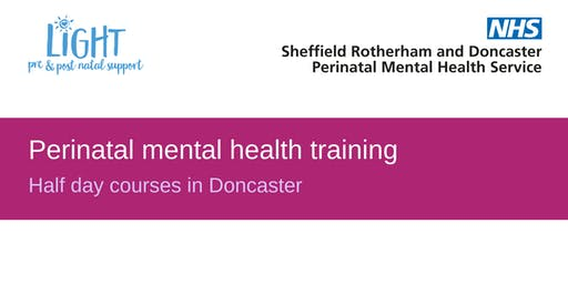 Perinatal Mental Health Training in Doncaster