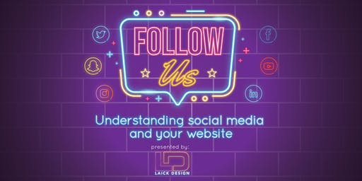 Follow Us - Understanding Social Media and the Web