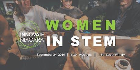 Women in STEM tickets